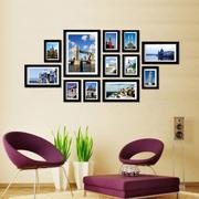 大气简约70平米家居照片墙设计效果图