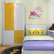 可爱小户型卧室展示