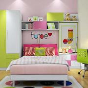 彩色时尚卧室图片