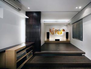 90平米大户型日式经典卧室榻榻米装修效果图