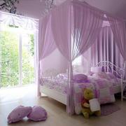 浪漫温暖卧室图片