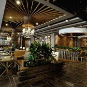 餐厅自然田园图片