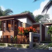 精致的别墅造型图