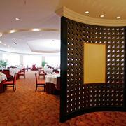 餐厅屏风隔断展示
