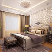 21世纪经典造型大户型室内卧室装修效果图大全