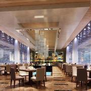 餐厅豪华水晶吊灯欣赏