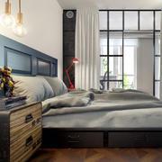 公寓现代卧室欣赏
