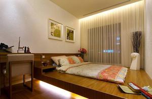 东南亚风格三居室家庭装修效果图片