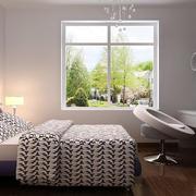 单身公寓个性小卧室展示