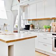 公寓开放式厨房欣赏
