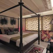 东南亚新颖卧室展示