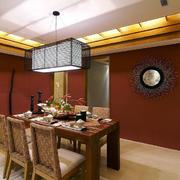 东南亚餐厅装饰设计