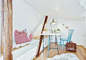 2016北欧单身公寓装修效果图