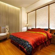 东南亚别致卧室展示