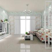 浪漫温婉客厅图片