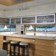 现代餐厅设计模板