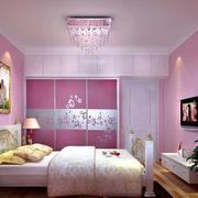 大气时尚卧室展示