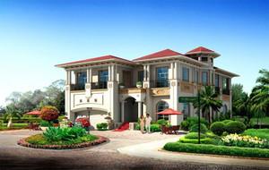 现代别墅造型图