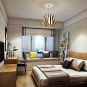 卧室现代时尚展示