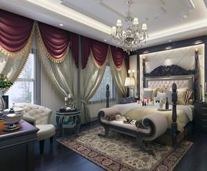 2016精美欧式别墅家庭室内装潢设计装修效果图