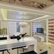 客厅设计吊顶设计