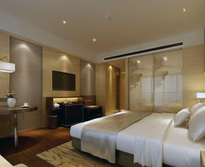 2016精美的现代都市宾馆室内装修效果图