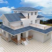 精致的房子模型设计