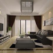 客厅遮阳性好的窗帘