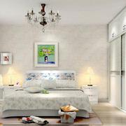 舒适宜家卧室图片