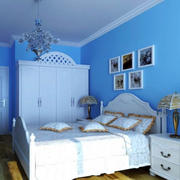 卧室精美衣柜欣赏
