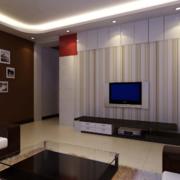 2016大户型欧式电视机背景墙装修效果图鉴赏