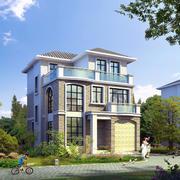 现代农村自建房设计