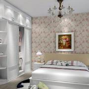 卧室实用衣柜欣赏