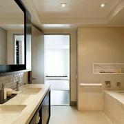 温馨宜家小浴室