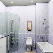 精美浴室墙面瓷砖欣赏