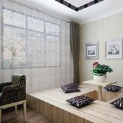 现代室内飘窗设计