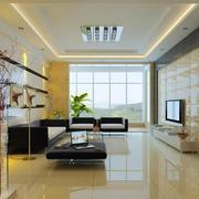 现代简约客厅装饰