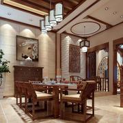 儒雅温婉餐厅展示