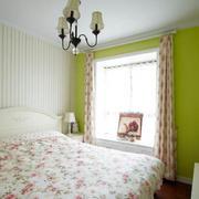 清新卧室图片欣赏