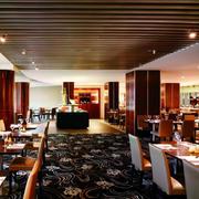 餐厅个性地毯展示