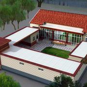 精致的房屋造型图