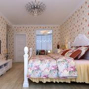 甜美温馨卧室图片