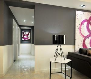 简约现代化70平米小户型家装图片