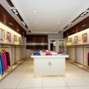 2016都市精美的小服装店装修效果图鉴赏