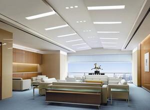 精致北京高级写字楼大堂会客厅装修图
