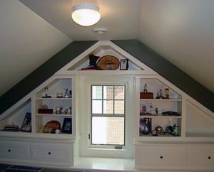 21世纪唯美欧式的大户型阁楼室内装修效果图