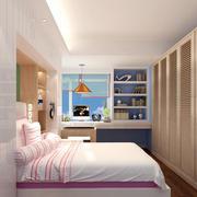 精美现代卧室衣柜