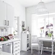 洁白无瑕厨房图片