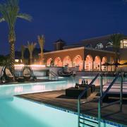 游泳池设计外景图
