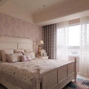 家庭优雅气质卧室图片